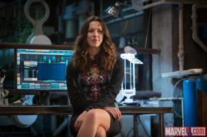 Iron Man 3 Maya Hansen
