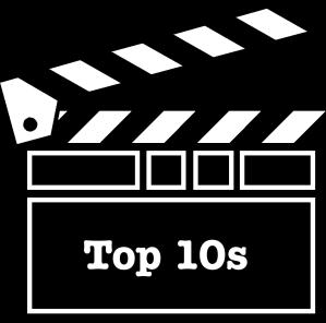 clapboard top 10s