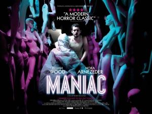 Maniac-Banner