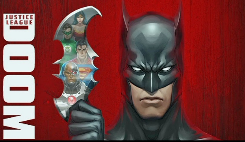 Justice League: Doom (2012) (V) Video