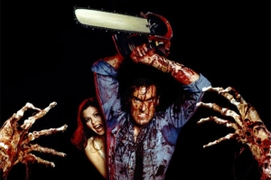 Bruce Campbell- Evil Dead