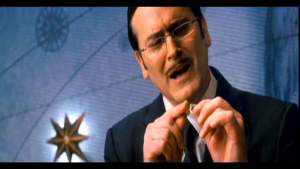 Bruce Campbell- Spider-Man 3