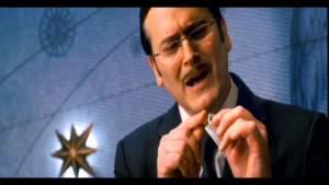 Bruce Campbell- Spider-Man 3