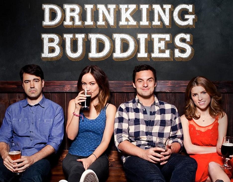 Drinking Buddies (2013) | The Cinema Monster