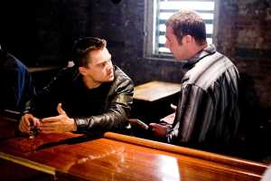 billy costigan the departed leonardo dicaprio