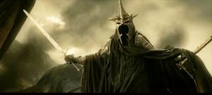 witch king of angmar cape